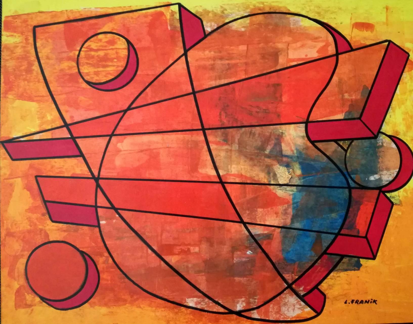 Lothar Franik PopArt und mehr - Abstrakte Kunst